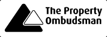 A Black & White logo of The Property Ombudsman
