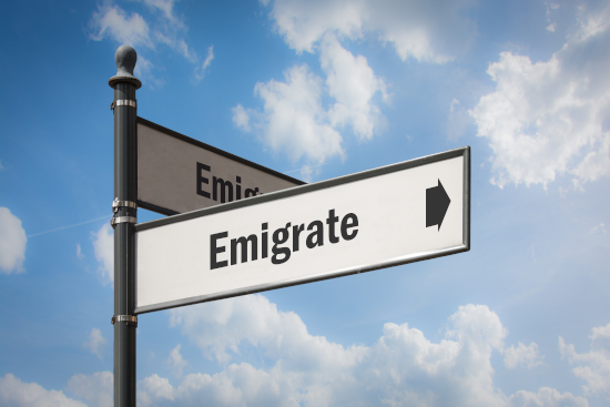 Dreaming of emigrating to a new life abroad?