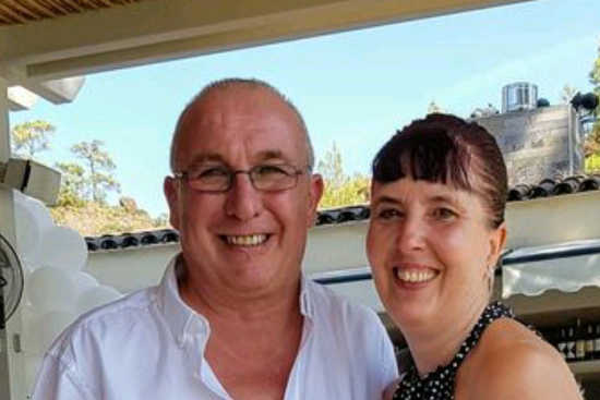 Spring got Phil and Deb's home sale back on track to be nearer their family